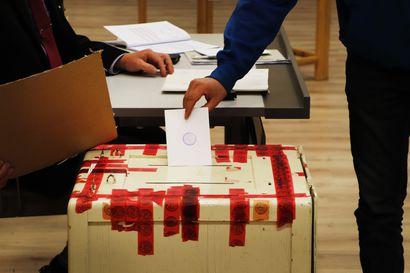 Pudasjärveltä kaksi nimeä vasemmistoliiton 67 aluevaaliehdokkaan listalla