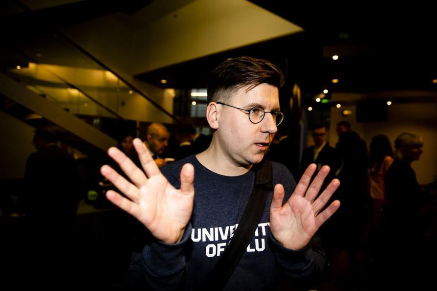Sebastian Tynkkynen oli BB-talossa kahdeksan vuotta sitten helluntailaisena nuorena miehenä.