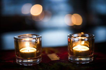 Kynttilöistäkin syntyy jätettä