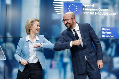 Kaikki EU:n elvytyspaketista: Mihin rahat käytetään, paljonko Suomi saa ja maksaa, mitä tapahtuu seuraavaksi?