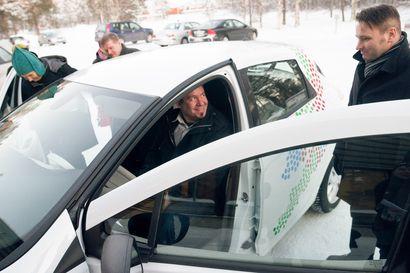 Ajaako Pekka Virtanen autoa?– katso uudet sähköautovideot