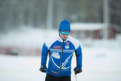 """Lauri Mannila pääsee MM-kisoihin: """"Nyt on mukava hiihtää kilpaa"""""""