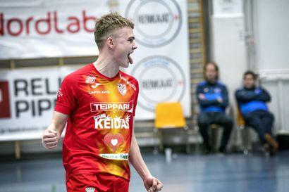 FC Kemi nousi sillasta ja ratkaisi rankkareilla – viime kevään välierävastustaja Akaa Futsal menetti kolmen maalin johtonsa