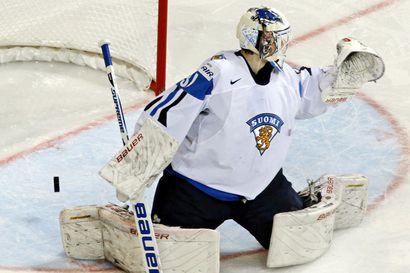 Kokenut suomalaismaalivahti siirtyy Sveitsistä KHL:ään
