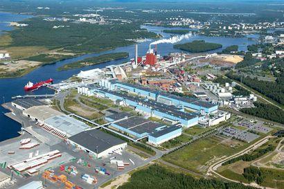 Stora Enson Oulun tehtaan vuosihuoltoseisokki voi aiheuttaa hajuhaittoja ensi viikonlopusta lähtien