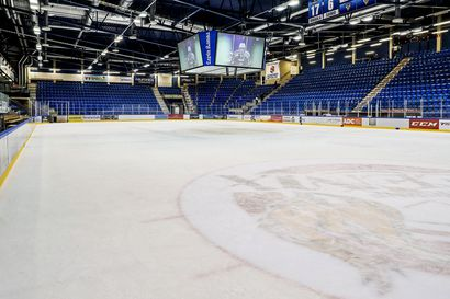 Tekniset ongelmat Lappi Areenalla jatkuvat: tiistain ja keskiviikon jäävuorot peruttu kahdelta jäältä