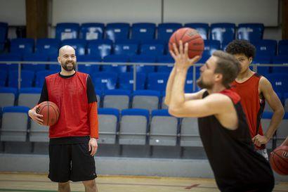 Koronakaranteeni on takana – Oulu Basketballin pelit jatkuvat lauantaina