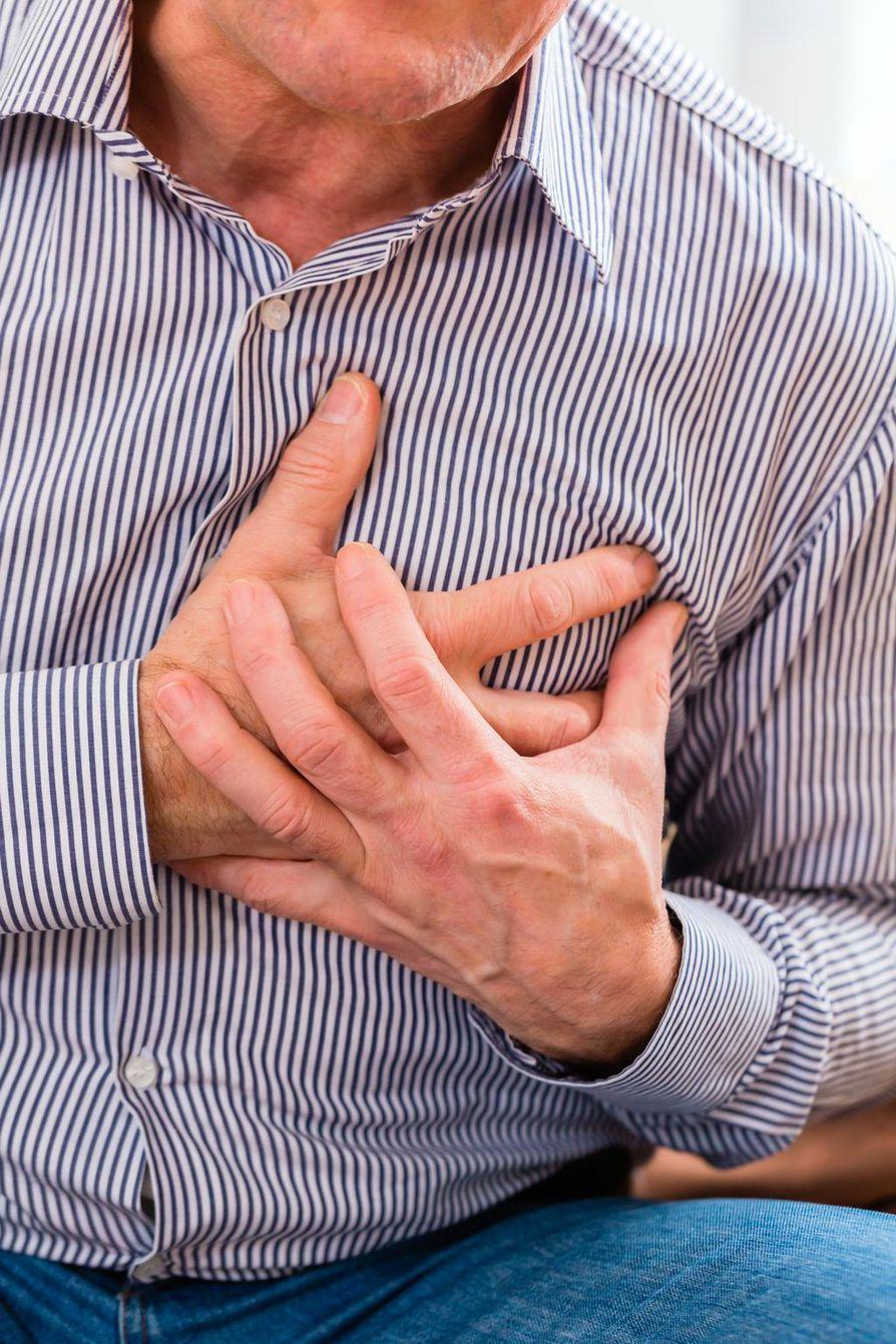 Hiljainen sydäninfarkti ei aiheuta oireita tai ainakaan niin paljon oireita, että ne tunnistettaisiin sydänperäisiksi.
