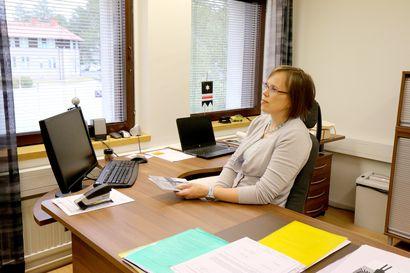 Sodankylän kunnanjohtajan työstä irtisanoutunut Kirsi Virtanen: Olen ollut täällä onnellinen