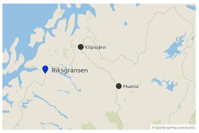 Metrinen hankiko paksu? Pohjois-Ruotsin Riksgränsenissa lunta on peräti viisi metriä