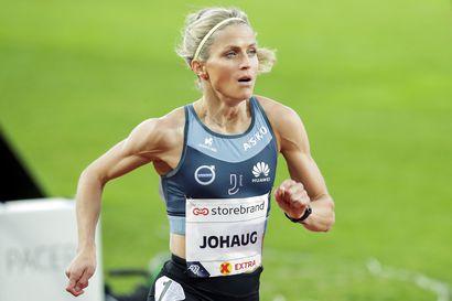 Norjalaiset juoksivat Oslossa ME:n ja kaksi Euroopan ennätystä! - Johaug teki maailman kärkiajan ja alitti Peiposen ennätyksen