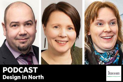 Kuuntele Design in North, uuden podcast-sarjan ensimmäinen osa: Luonto ja luova talous pohjoisessa