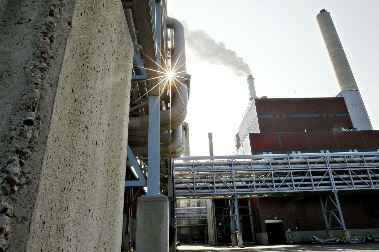 Nuottasaaren tehdasalueella sattui kemikaalivuoto sunnuntai-iltana – tapaus ei aiheuttanut henkilövahinkoja
