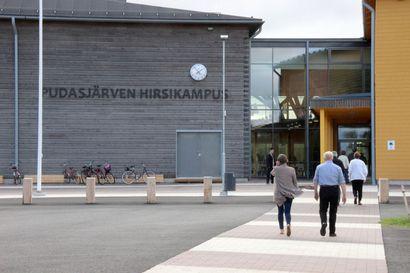 Pudasjärven Hirsikampukselle haetaan uutta rehtoria – kaupunginhallitus tekee lopullisen päätöksen