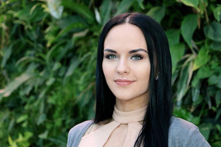 Miss Oulu Teija Tolvanen on voittanut aiemmin muitakin kauneuskilpailuja.