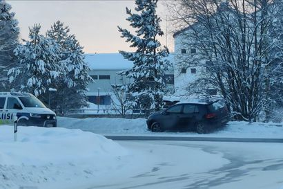 Lukija: Tien päällä Oulussa yllättävän liukasta – poliisilla useita pieniä liikennetehtäviä