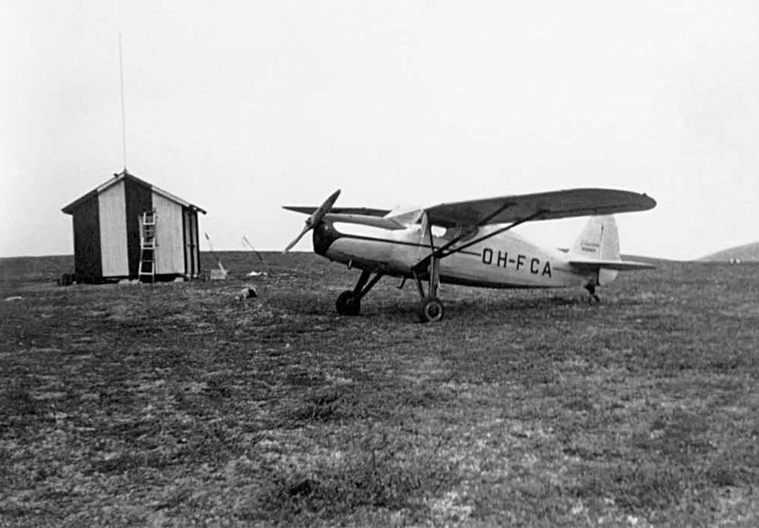 Ensimmäinen Lentokone