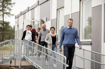 Hankesuunnitelma esittelee uuden vision Vihannin koulusta: Vihannin uudella koululla liikuttaisiin sukkasillaan