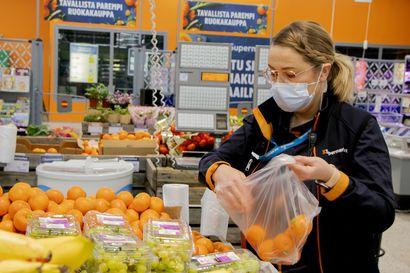 Korona vauhditti ruuan verkkokauppaa – Rantalakeuden alueella kaikki kaupat eivät toimita tilauksia koteihin