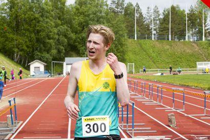"""LNM:n Tuomas Aho väläytti Kiiminki-maratonilla – voittoaika 2.28.20 on kauden kotimainen kärkitulos: """"Erittäin positiivinen päivä"""""""