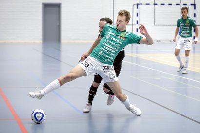 Tornion Palloveikoilta on siirtynyt jo viisi futsal-liigan ottelua