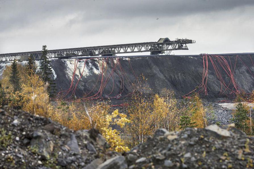 Nikkeliä Talvivaara ei tuottanut koskaan tavoiteltua määrää, vaikka vuosiin 2009–2014 kuului myös hyviä jaksoja.