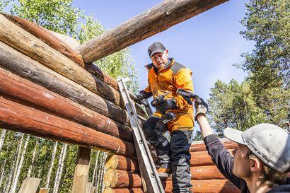"""Rovaniemellä kylien yhdistykset ovat työllistäneet jo 15 henkilöä hankkeen avulla – """"Tavoitteena on, ettei kylissä asuminen ole töiden kannalta ongelma"""""""