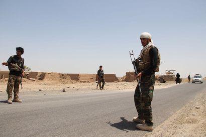 Afganistanin hallitus valmistautuu vapauttamaan yhteensä 400 Taleban-vankia