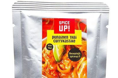 Currykastiketta vedetään pois myynnistä allergeenivaaran vuoksi – tuotteiden etiketit sekoittuneet