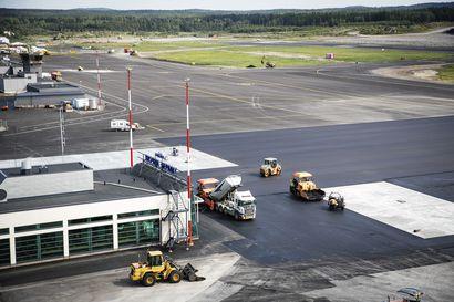 """Uhkaako lentoliikenteen koronalama maakuntakenttien tulevaisuutta? """"Ei ole mitään lakkautuslistaa"""""""