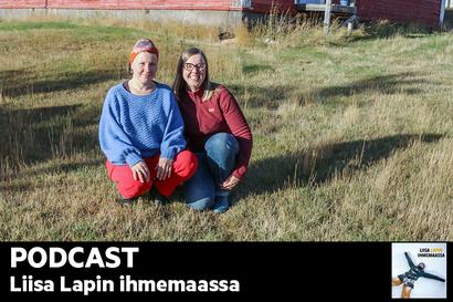 """Kuuntele Liisa Lapin ihmemaassa: Maria Huhmarniemi muutti Ruotsiin """"Tämä ei ole ollut minun ratkaisu eikä valinta"""""""