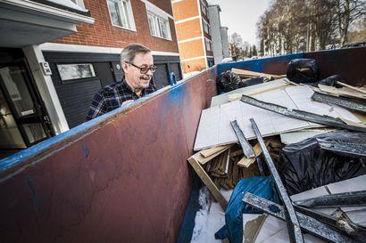 Kuka korvaa lumivauriot katolla? Lumi voi aiheuttaa jopa kymmenientuhansien eurojen vahingot, jotka talonomistaja joutuu yleensä maksamaan omasta pussistaan