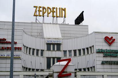 Kauppakeskus Zeppelinin ilkivallan kohteeksi joutuneet pyörätuolit vaihdettu uusiin