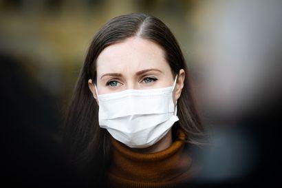 Sanna Marin kritisoi mahdollisuutta poistaa verotiedot median listoilta – pääministerin mukaan ennakointi tärkeää koronaviruksen torjunnassa