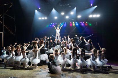 Ouluun tuleva Billy Elliot -musikaali vaatii näyttämölle nuoria monilahjakkuuksia