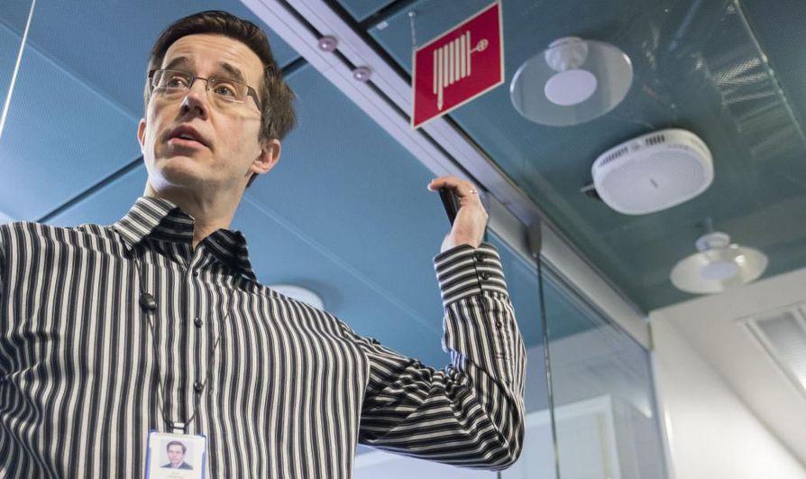 Ohjelmajohtaja Olli Liinamaan mukaan Oulun 5G-testiverkkoon liittyminen on nyt tehty asiasta kiinnostuneille entistä jouhevammaksi.