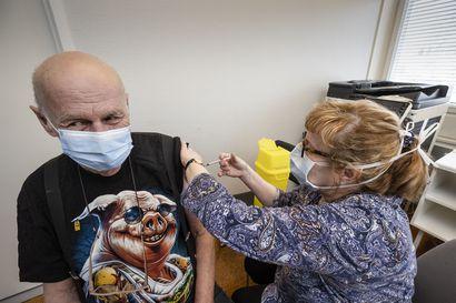 Superpäivänä annettiin liki 500 rokotusta – rokotuksiin ei ole tulossa kesätaukoa