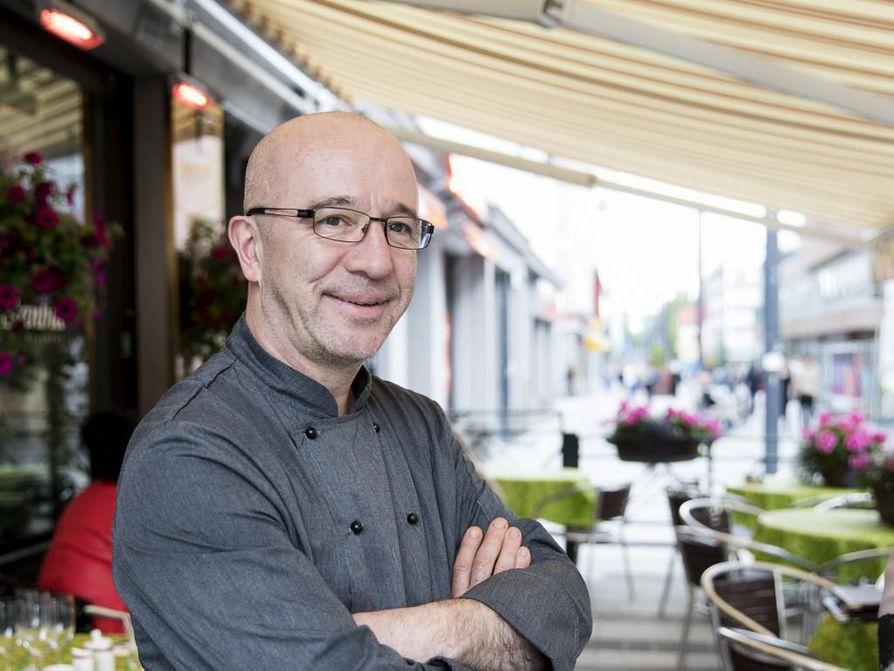 Istanbul Orientalin ravintoloitsija Bahri Karagümüs on uusi Rotuvaari.