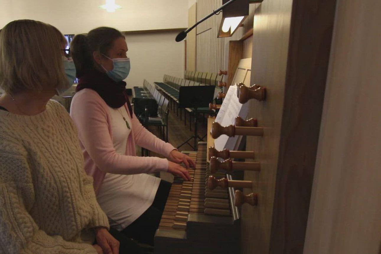 Kempeleen seurakunnan kanttorit toteuttavat musiikkitoiveita