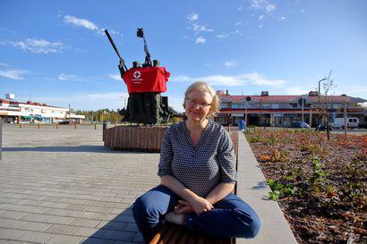 Pyhäjokinen Katinka Käyhkö ei suunnittele tulevaisuutta: Elämänhallinta on puppua