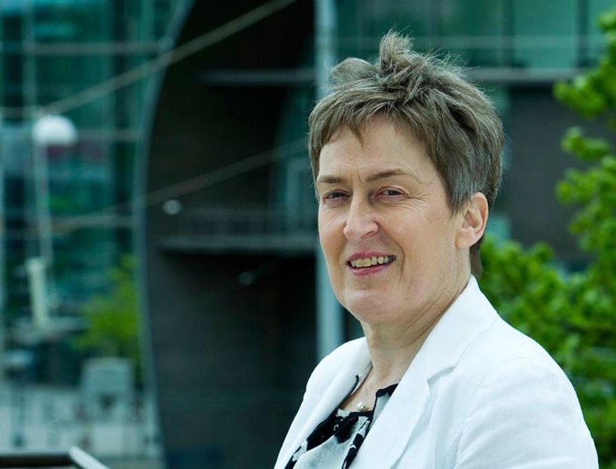 Inkeri Kerola on toiminut keskustan kansanedustajana 15 vuotta.