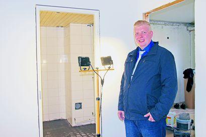 Asukas on tärkein – Jouko Väänänen on Pudasjärven Vuokratalojen uusi toimitusjohtaja