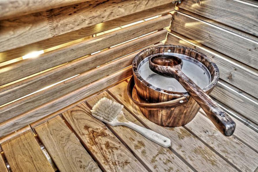 Ensimmäistä kertaa järjestettävät avoimet saunanovet ovat osa 100-vuotiaan Rajavartiolaitoksen juhlavuoden ohjelmaa.