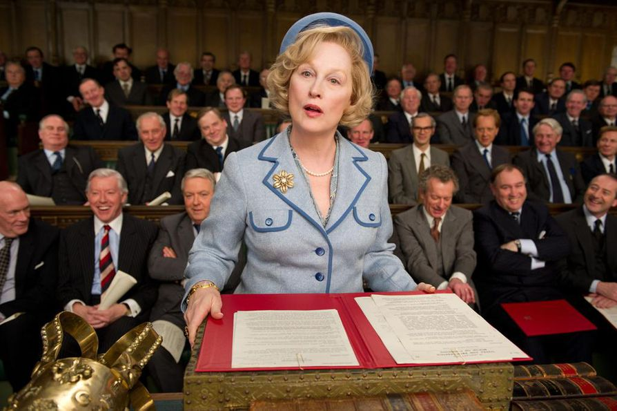 Meryl Streep tähdittää draamaelokuvaa, joka luotaa Margaret Thatcherin elämää lapsuudesta aina politiikan huipulle saakka.
