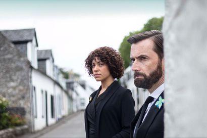 Trillerin siemen ei lähde itämään – näyttelijätkään eivät pelasta tätä Skotlantiin sijoittuvaa tv-sarjaa
