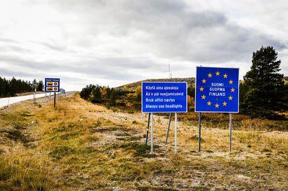 Näätämön rajan testauspiste suljetaan sunnuntain jälkeen – Pohjois-Norjasta saapuvilta ei vaadita testiä tai rokotetodistusta maanantaista alkaen