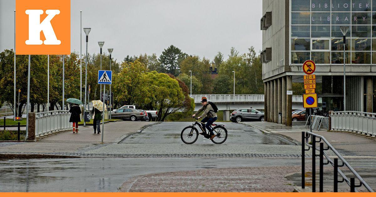 Poikkeuksellisen runsaat sateet iskivät syyskuussa Oulun seudulle ja...