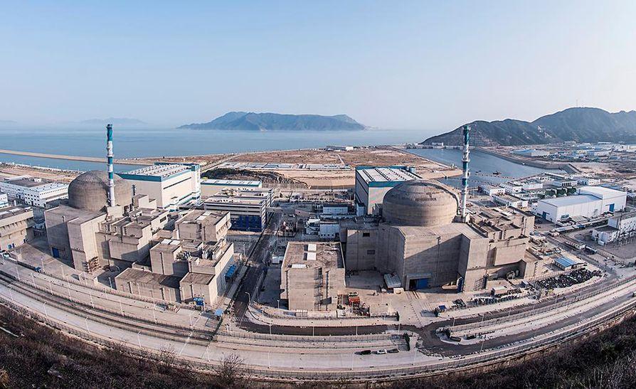 Kiinan Taishanin ydinvoimalaitos on pääpiirteittäin saman tyyppinen EPR-laitos kuin Olkiluoto 3. Sen ykkösyksikkö aloitti kaupallisen tuotannon viime vuonna ja kakkosyksikkö edellisviikolla. Yksiköt valmistuivat yhdeksässä vuodessa.