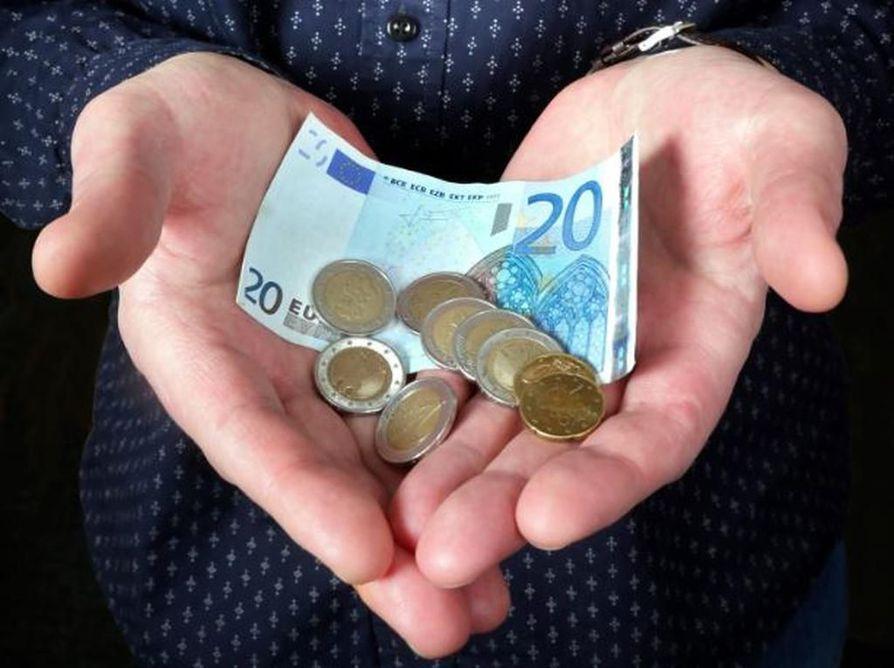 Pieni summa voi säästää tulevaisuuden isoilta seurauksilta.