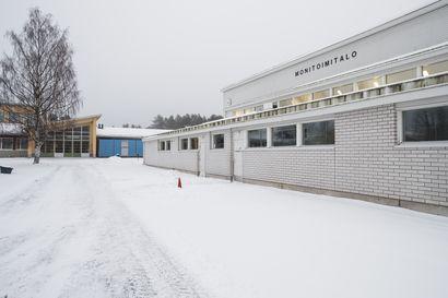 Pyhäjoen liikuntahallin suunnittelu jatkuu, rahoitushakemus vetämään joulukuussa